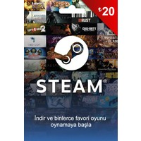 Steam 20 Tl Cüzdan Kodu