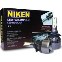 Niken H7 LED Xenon Far Aydınlatma Seti Şimşek Etkili Niken Evo 8000LM