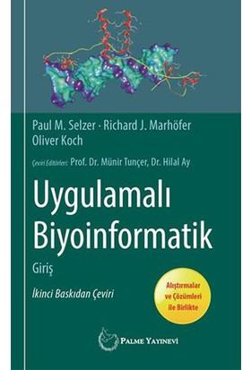 Palme Yayıncılık Uygulamalı Biyoinformatik