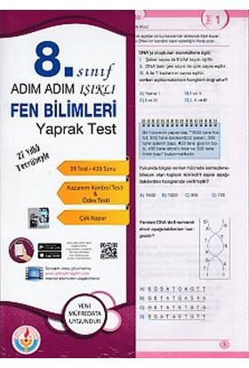 Bilal Işıklı Yayınları Fen Bilimleri 8. Sınıf Yaprak Test