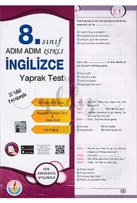 Bilal Işıklı Yayınları İngilizce 8. Sınıf Yaprak Test