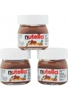 Nutella Mini Jars 25 ml x 3