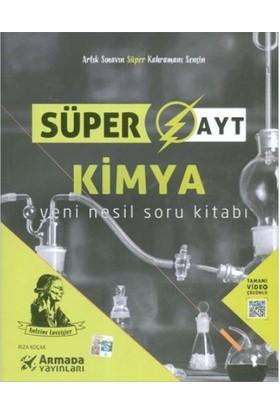 Armada Yayınları Süper Ayt Kimya Yeni Nesil Soru Bankası