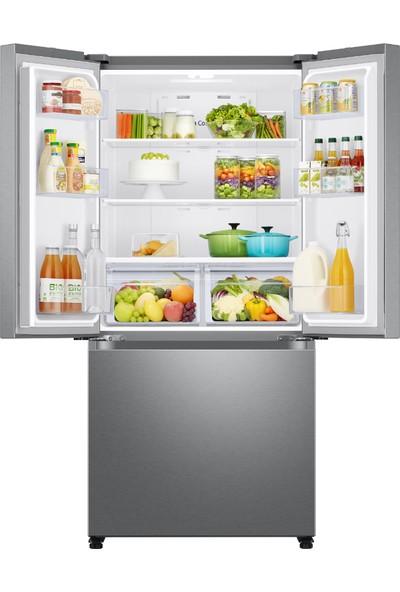Samsung RF49A5002SR Twin Cooling Plus Gardırop Tipi No Frost Buzdolabı