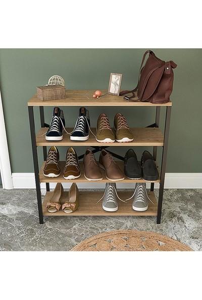 Housepack Dekoratif Metal Ayakkabılık