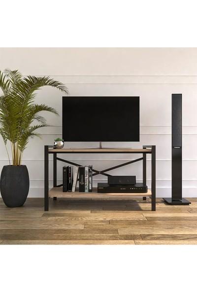 Housepack Dekoratif Metal Tv Ünitesi
