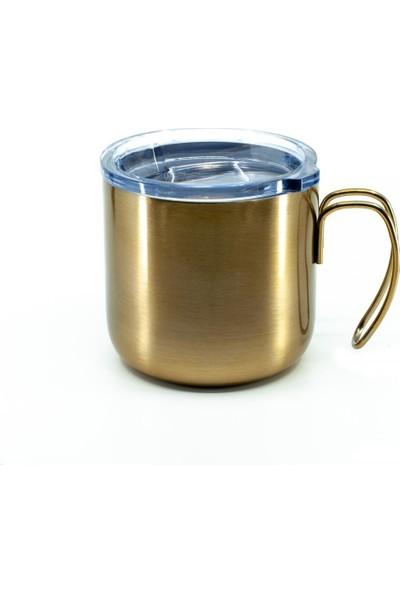 Gold Çelik Bardak Termos 240 ml