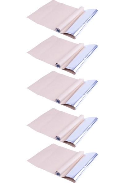 Roll-Up Akıllı Folyo ve Yağlı Kağıt 2si 1 Arada 30 cm x 8 m - 15'li