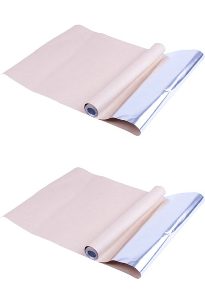Roll-Up Akıllı Folyo ve Yağlı Kağıt 2si 1 Arada 30 cm x 8 m - 6'lı