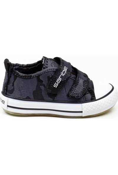 Sanbe 551 T 2501 Füme Işıklı Bebek Ayakkabı