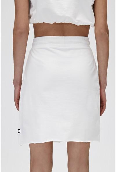 Bad Bear Kadın Kırık Beyaz Etek Juno Skirt
