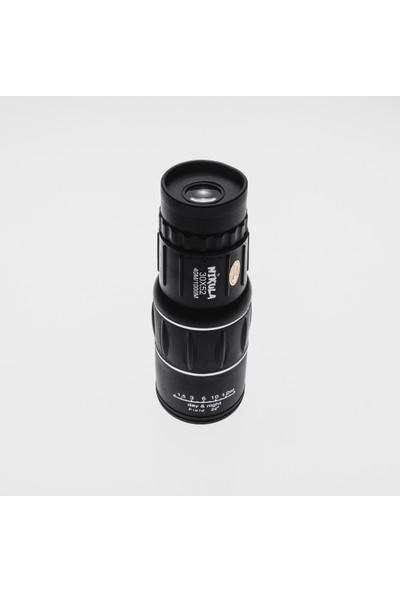 Nikula 30X52 Tek Gözlü Çift Netlik Ayarlı El Dürbünü 1000M/40M