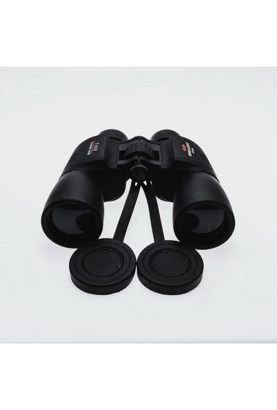 Breaker 7X50 Çift Göz Ayarlı Profesyonel Dürbün 1000M/56M