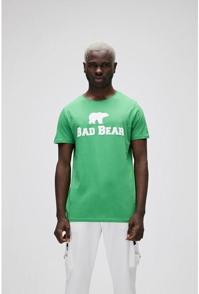 Bad Bear Erkek Yeşil Tişört Bad Bear Tee