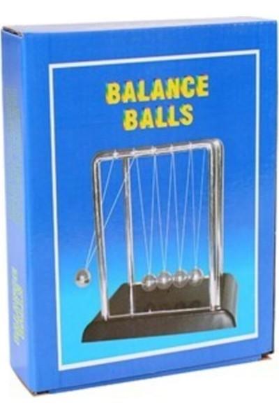 Bbc Orta Boy Dekoratif Metal Newton Denge Topları Balance Ball Stres Giderme Topuorta Boy Dekoratif Metal Newton Denge Topları Balance Ball Stres Giderme Topu