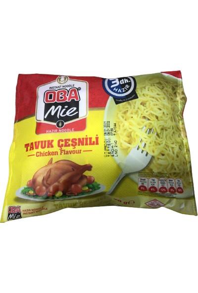 Noodle Obamie Tavuk Çeşnili 3 Dk Hazır Noodle 70 gr * 40'lı