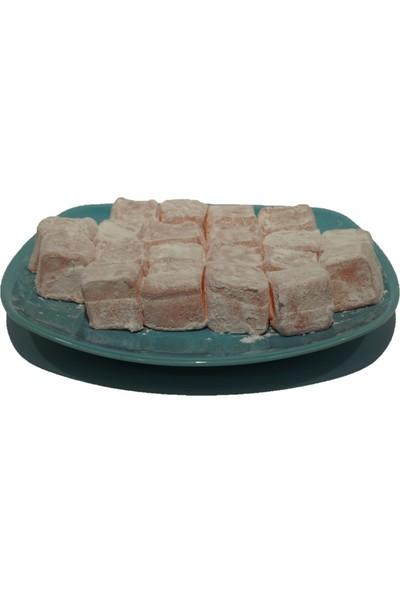 Adafiskos Güllü Lokum Şeker Pancarından Üretilmiştir