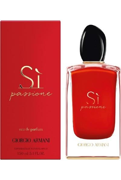 Giorgio Armani Si Passione Edp 150 ml Kadın Parfüm