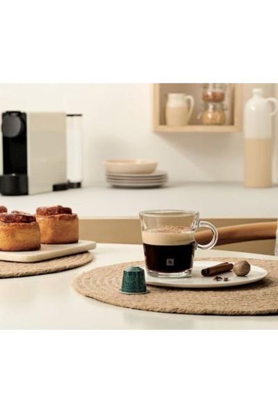 Nespresso World Explorations Stockholm Fortisso Lungo Kapsül Kahve 10'lu Yoğun Zengin ve Dolgun Gövdeli (8)