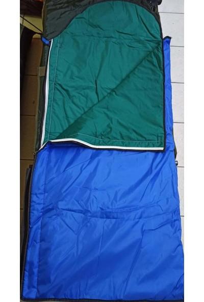 Öz-Pak -10 C Mavi-Yeşil Uyku Tulumu