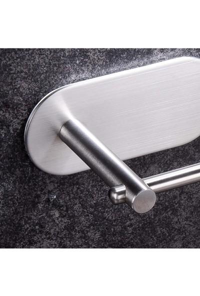 ZiftUnique Yapışkanlı Sistem Çelik Havlu Askılığı - Havluluk