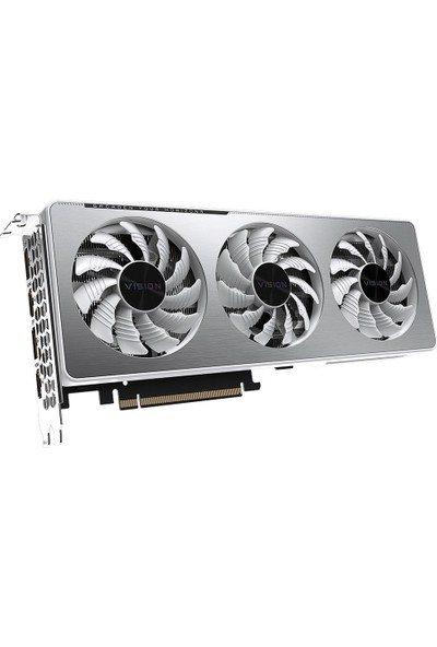 Gigabyte Nvidia Geforce RTX3060 Vision Oc 12GB 192 Bit Ekran Kartı GV-N3060VISION-OC-12GD