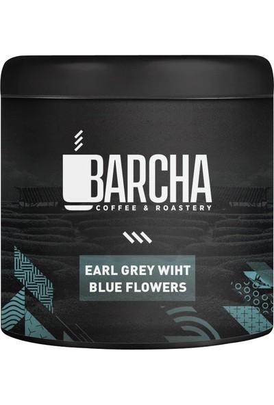 Barcha Coffee Barcha Early Grey Wiht Blue Flowers Bitki Çayı 125 gr