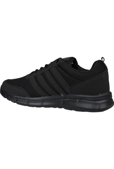 Liger 3030 Siyah Erkek Sneakers