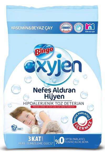 Bingo Oxyjen Toz Deterjan 8 kg
