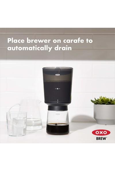 Oxo Brew Kompakt Cold Brew Kahve Demleyici
