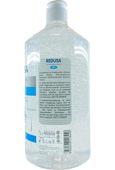 Redusa Dezenfektan & Antibakteriyel El Temizleme Jeli 1000 ml