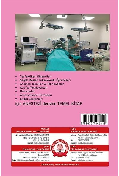 Resimli Pratik Anestezi - Osman Esen