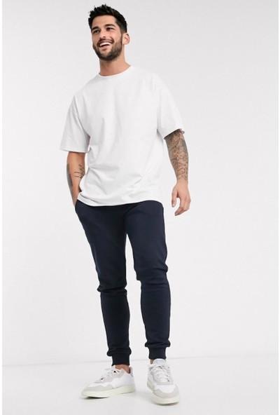Soufeel Oversize Kısa Kol Beyaz Erkek Tişört
