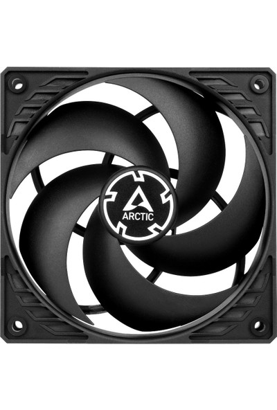 Arctic F12, 120MM 4pin Pwm, 1350 Rpm, Siyah Kanat Siyah Çerçeve Kasa Fanı (AR-ACFAN00203A)