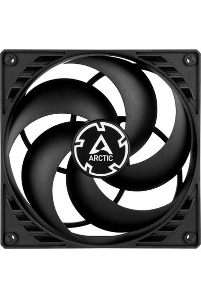 Arctic F14 Pwm Pst, 140MM 4pin Pst ( Pwm Paylaşım Destekli ) Siyah Çerçeve Siyah Kanat Kasa Fanı (AR-ACFAN00219A)