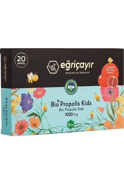 Eğriçayır Bio Propolis Kids 1000 Mg 20 Ampul