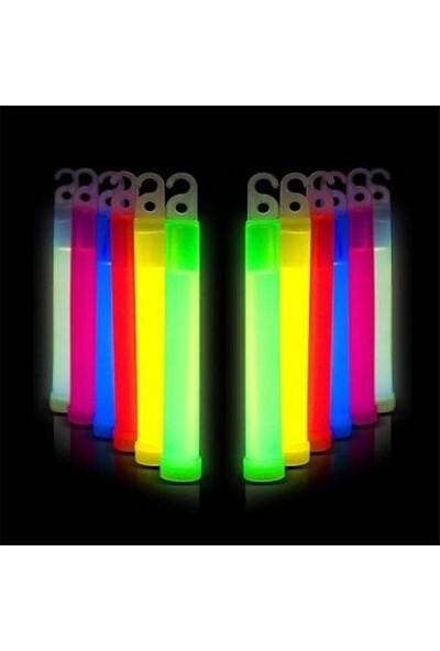 Kraken Kimyasal Işık Çubuğu Glow Stick 6'' 12 Saat Sarı