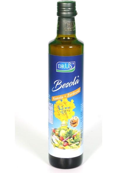 Dr.Us Besola Kanola Yağı + Zerdeçal 500 ml