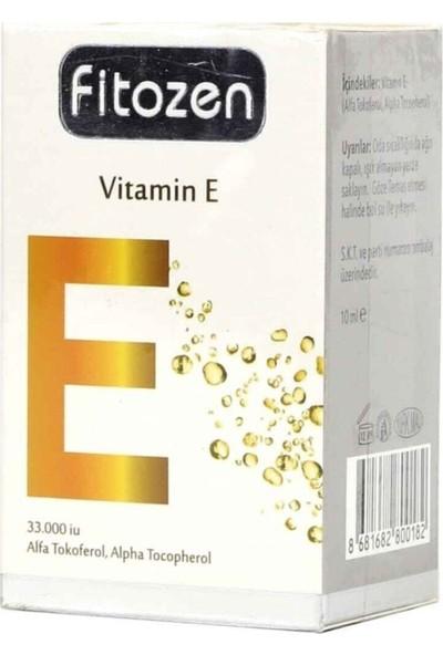 Fitozen E Vitamini