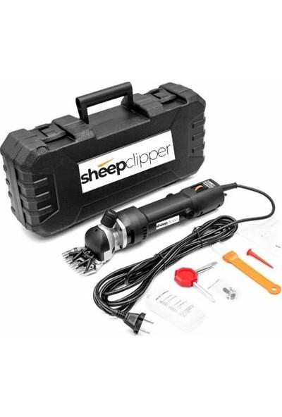 Sheep Clipper Metal Şanzuman Kırpma Makinesi Devir Ayarlı 1800 W