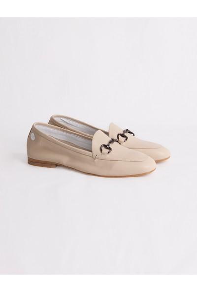 Mammamia 880_B Gerçek Deri Kadın Ayakkabı