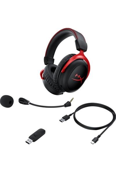 Hyperx Cloud II 7.1 Wireless Headset Red HHSC2X-BA-RD/G