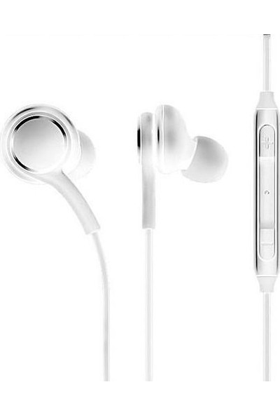 Akg IG955 3.5mm Kulak Içi Kulaklık Beyaz