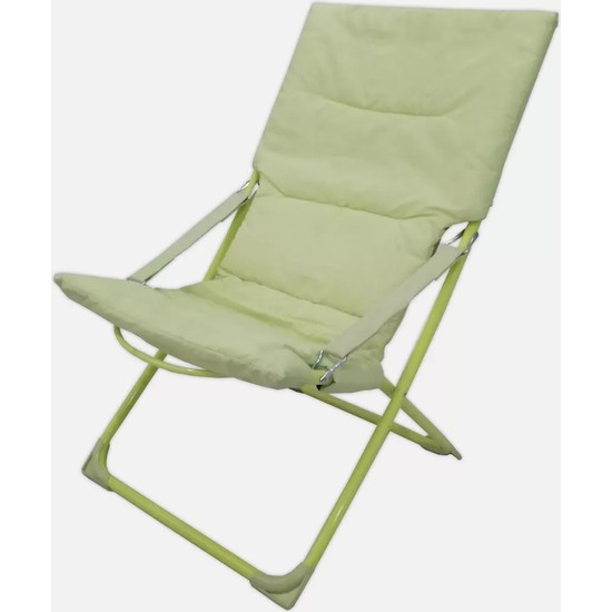 Evinizin Atölyesi Şezlong Katlanır Şezlong Plaj Sandalyesi Bahçe Koltuğu