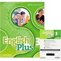 English Plus: Level 3 (Student's Book+Access Code)
