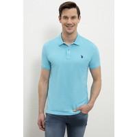 U.S. Polo Assn. Yeşil T-Shirt Basic 50217612-VR093