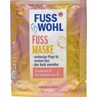 Fusswohl Ayak Maskesı 15 ml Shea Yag ve Macadamıa