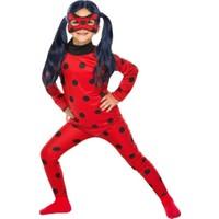 Buda Bizde Benekli Uğur Böceği Kostum Lady Bug