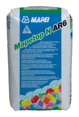 Mapeı Mapetop N Ard6 Endüstriyel Yüzey Gri 25 kg