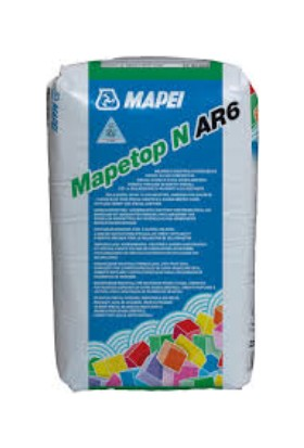 Mapeı Mapetop N Ar6 Endüstriyel Yüzey Kırmızı 25 kg